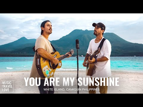 You Are My Sunshine (Cover) Music Travel Love (White Island, Camiguin Philippines) youtube downloader