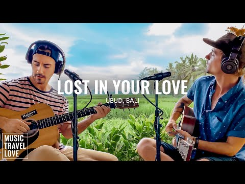 Music Travel Love - Lost In Your Love (Official Video) in Ubud, Bali youtube downloader