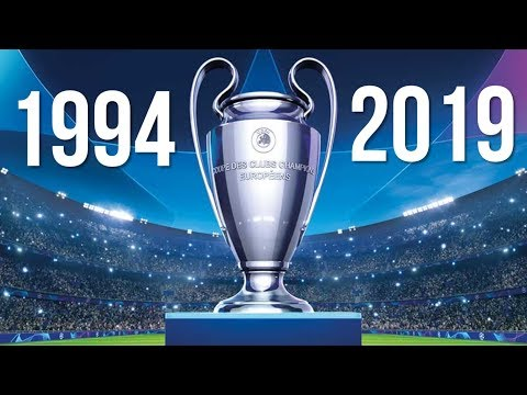 1994 - 2019 ALL CHAMPIONS LEAGUE FINALS youtube downloader