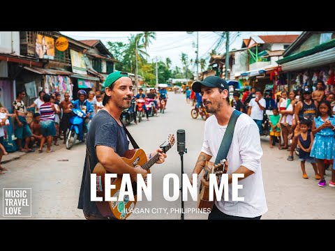 Lean On Me - Music Travel Love (Iligan City, Philippines) Bill Withers Cover youtube downloader