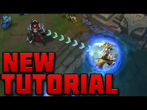 New League of Legends Tutorial youtube downloader