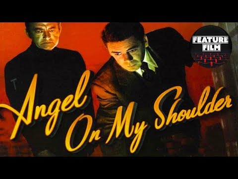 Best movies online: ANGEL ON MY SHOULDER (1946) full movie | adventure fantasy movie | Man and Devil youtube downloader
